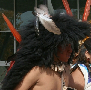 Hopi Buffalo Dancer